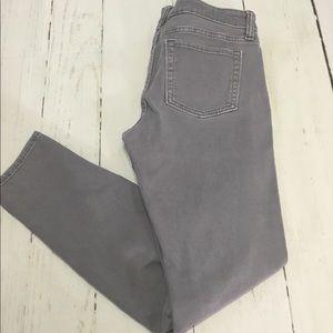 Gap super skinny jeans 👖